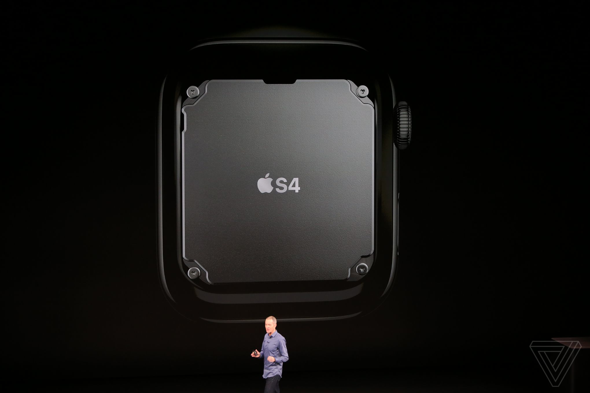 Apple Watch 4 chip s4