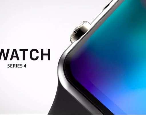 Apple Watch 4 ecran lansare