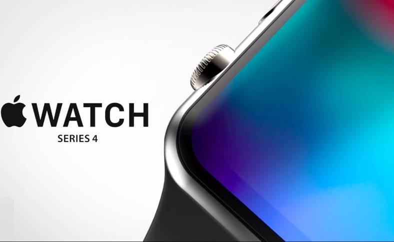 Apple Watch 4 ecran lansare