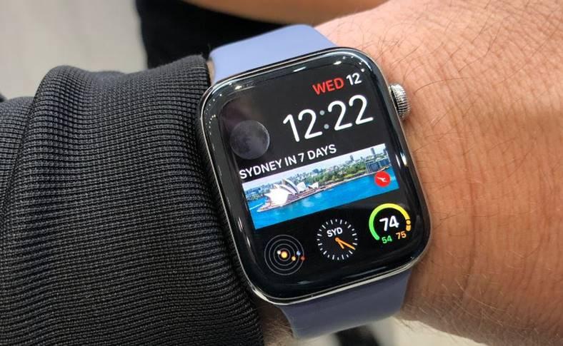 Apple Watch 4 electrocardiograma romania