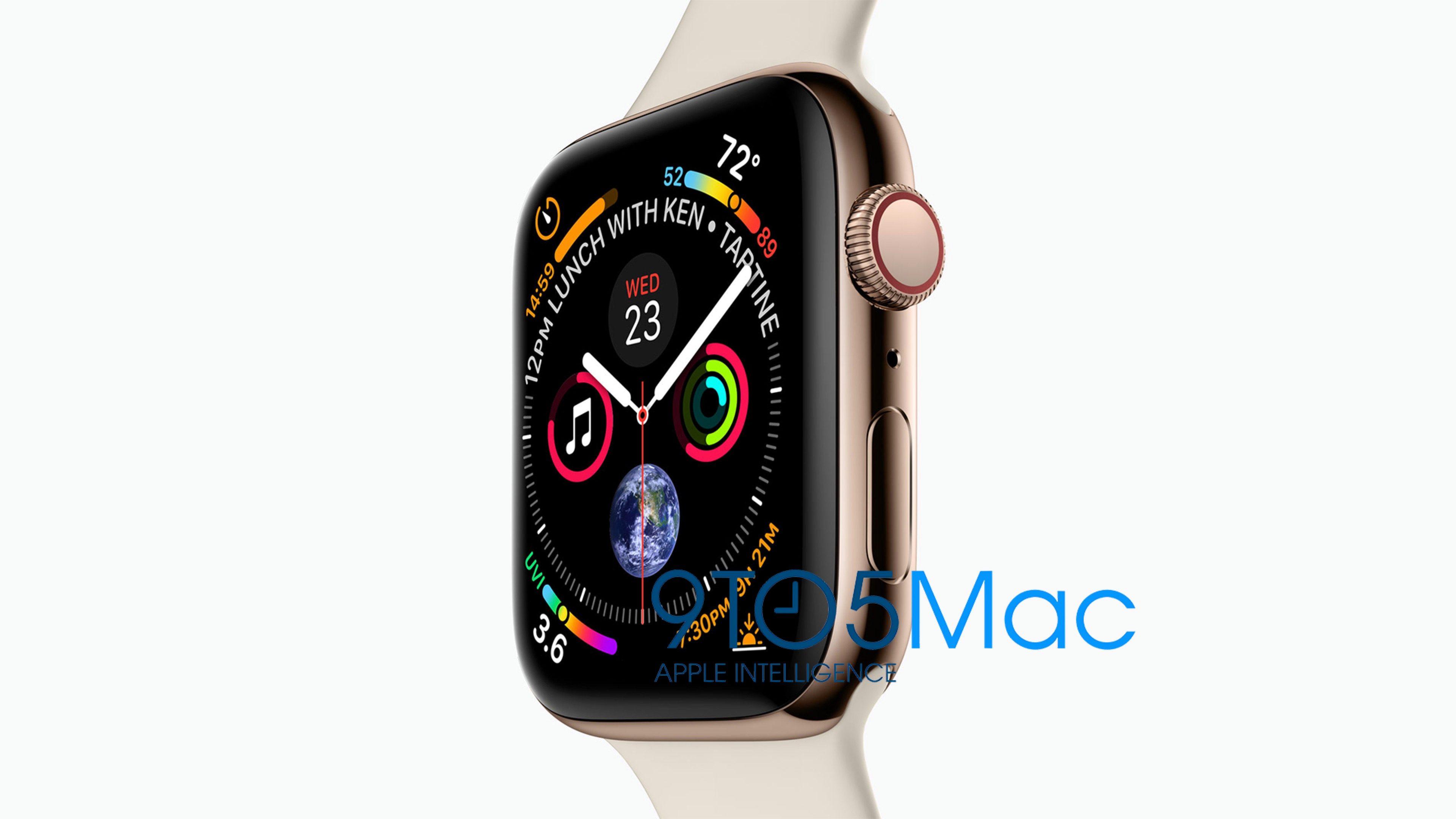 Apple Watch 4 functie GROZAVA Smartwatch 1