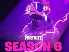 Fortnite teaser sezon 6