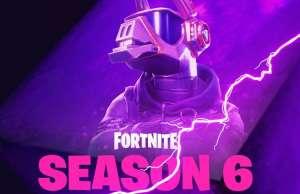 Fortnite teaser sezon 6