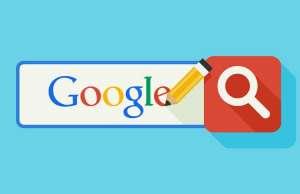 Google Search design material