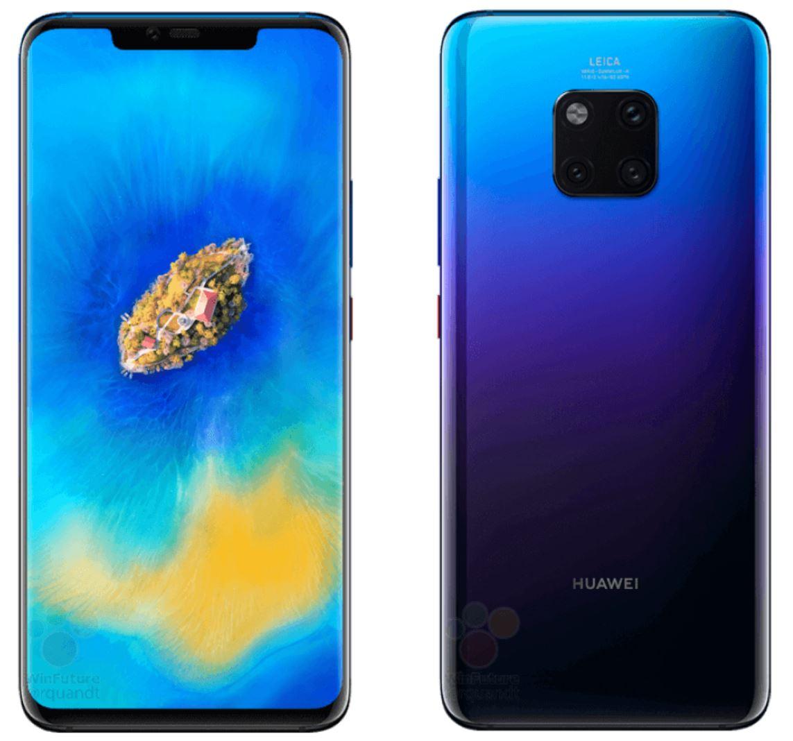 Huawei MATE 20 Pro IMAGINI OFICIALE 1
