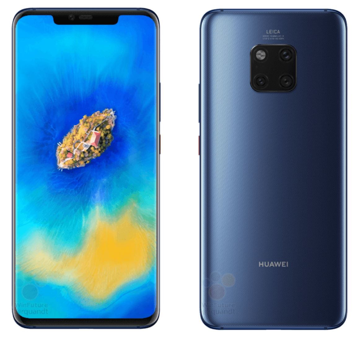 Huawei MATE 20 Pro IMAGINI OFICIALE 2