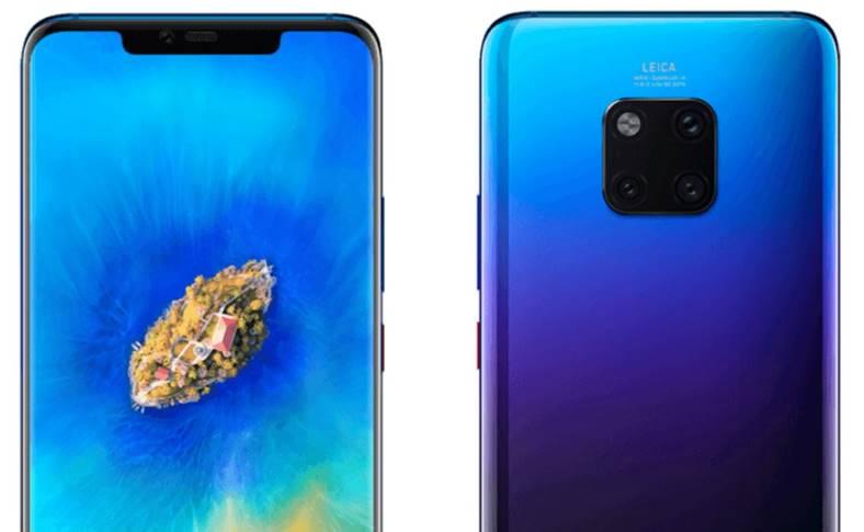 Huawei MATE 20 Pro arcore