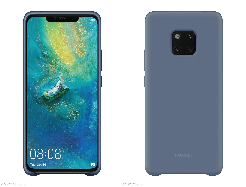 Huawei MATE 20 Pro imagini 2