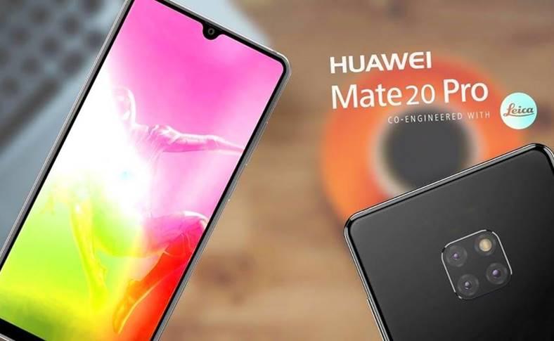 Huawei MATE 20 Pro pret