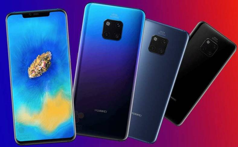 Huawei MATE 20 Pro specificatii