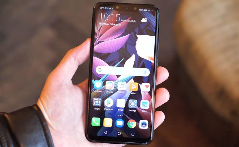 Huawei MATE 20 Pro voice id