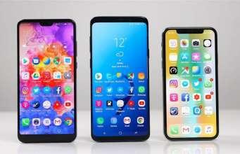 Huawei P20 PRO iPhone XS GALAXY Note 9 Autonomia Bateriei