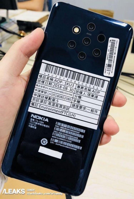 Nokia 9 Camera ULUITOARE NOUA Imagine 1