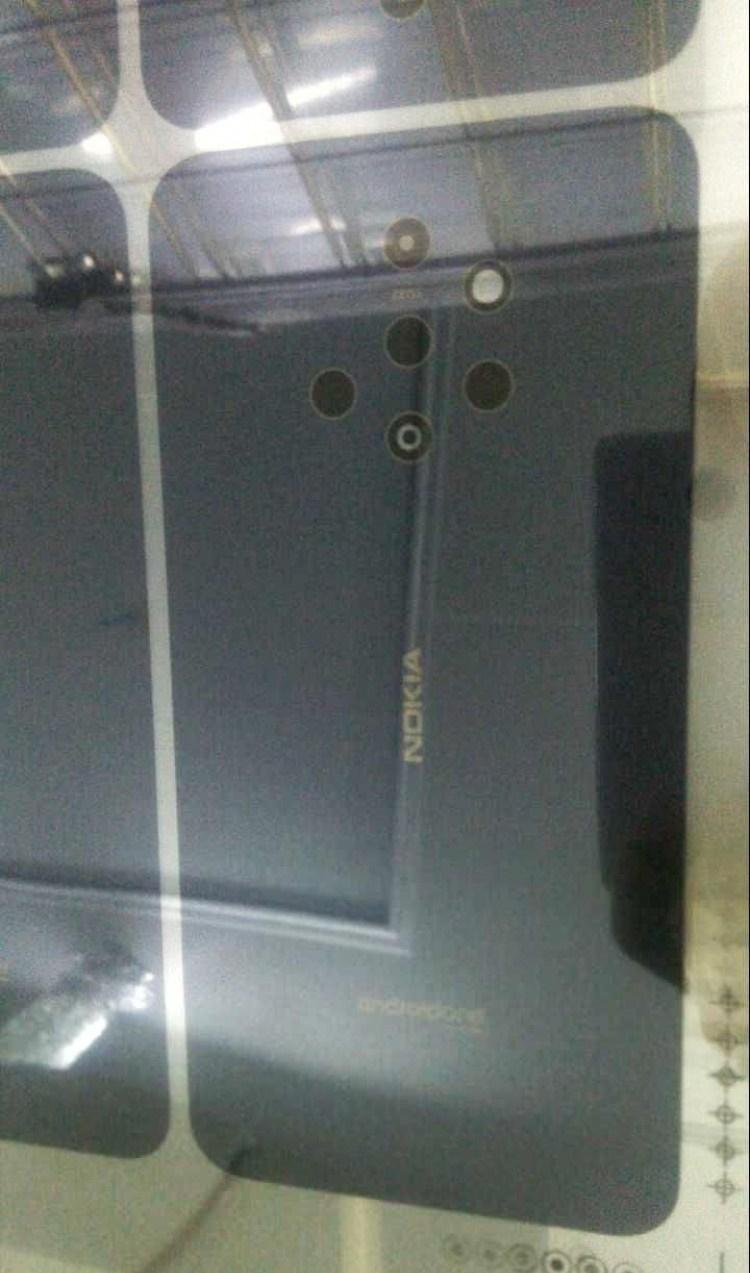 Nokia 9 Imagine Unitate REALA Camera CIUDATA 1