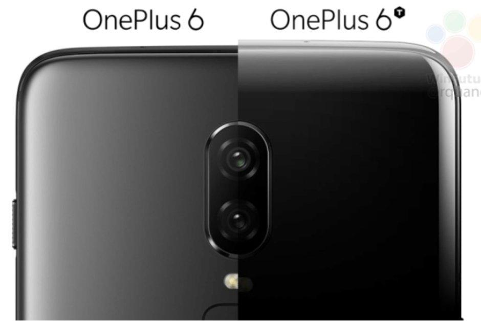 OnePlus 6T CONFIRMAT Noul Design 1