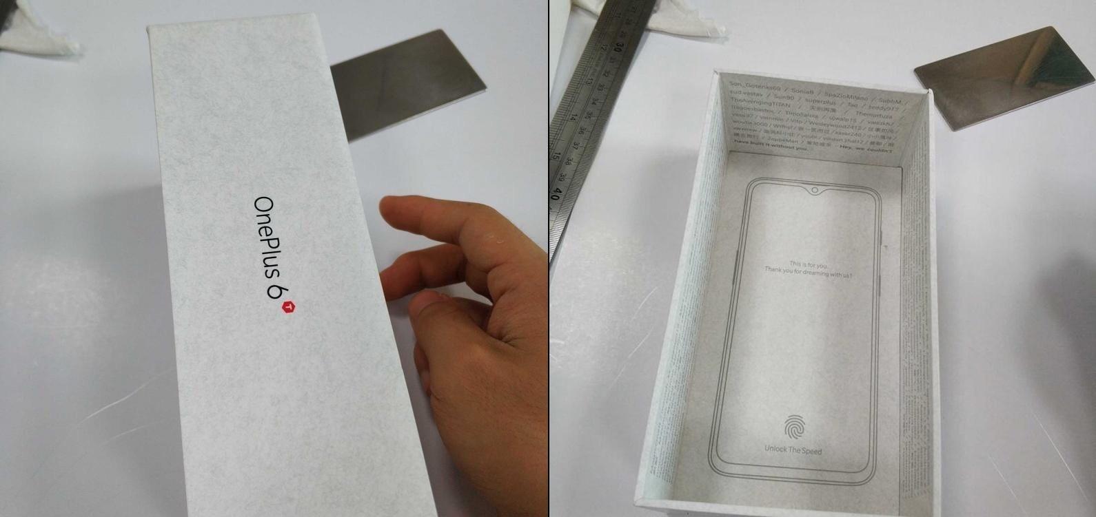 OnePlus 6T Functie IMPORTANTA CONFIRMATA 1