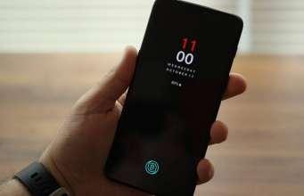 OnePlus 6T lansare invitatie