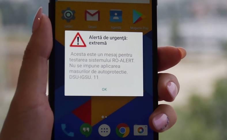 RO-ALERT setari Vodafone Orange Telekom Digi