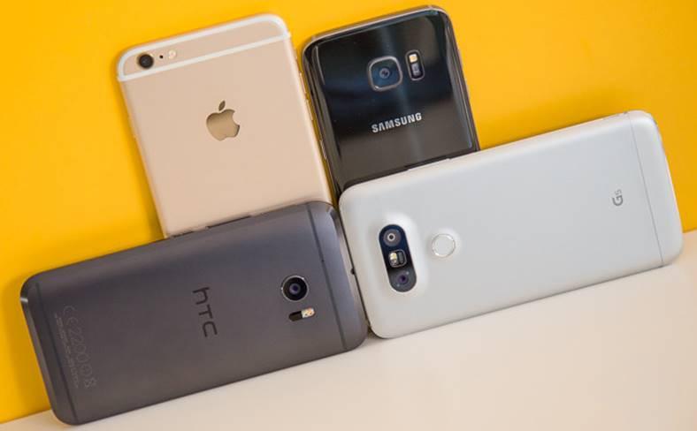 Samsung, Apple LG pregatesc Camere UIMITOARE Telefoane