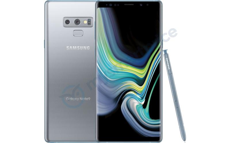 Samsung GALAXY Note 9 argintiu 1