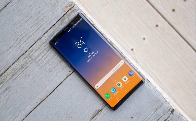 Samsung GALAXY Note 9 unitate foc