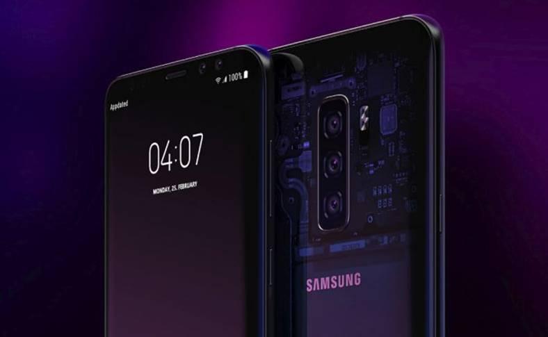 Samsung GALAXY S10 Ecran CONFIRMAT