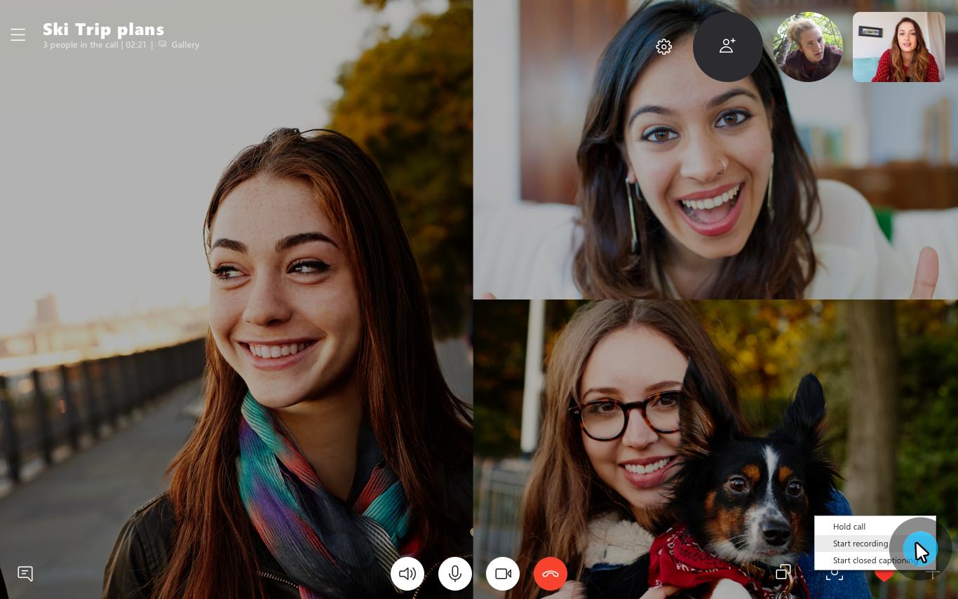Skype Functie GROZAVA iPhone Android 1