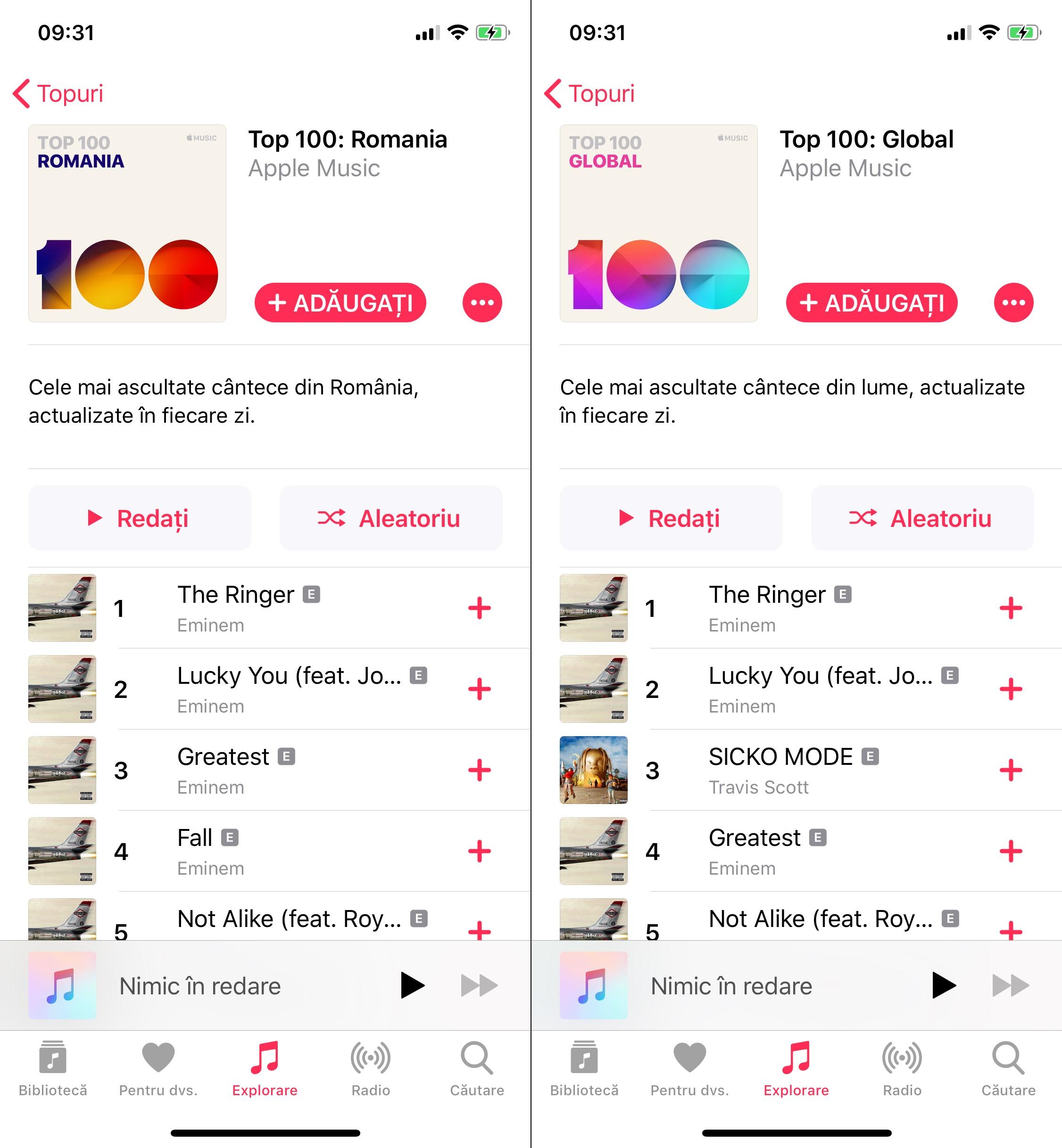 apple music top 100 1