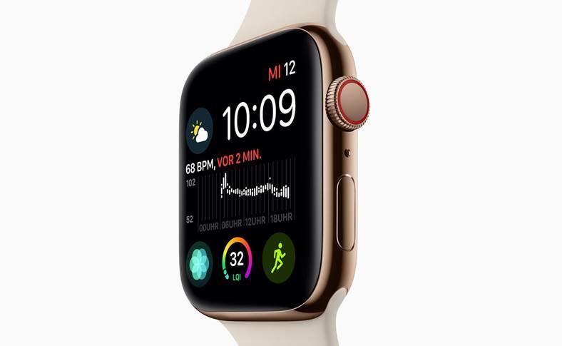 apple watch 4 hands on video