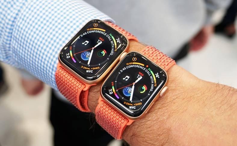 apple watch 4 wallpaper