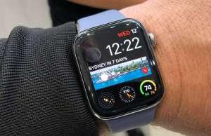 apple watch vanzari craciun