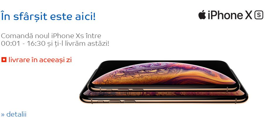 emag iphone xs livrare azi 1