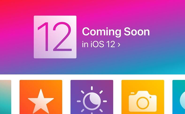 iOS 12 Apple NOILE Functii iPhone iPad
