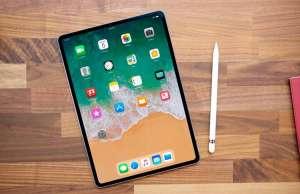 iOS 12.1 iPad Pro 2018