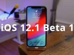 iOS 12.1 public beta 1 instalare