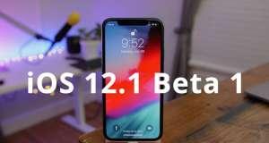 iOS 12.1 public beta 1 instalare