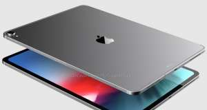 iPad Pro 2018 Design iPhone 7 ARATA