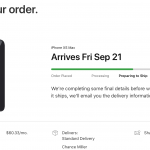 iPhone XS Apple Watch 4 Comenzi Livrare 1