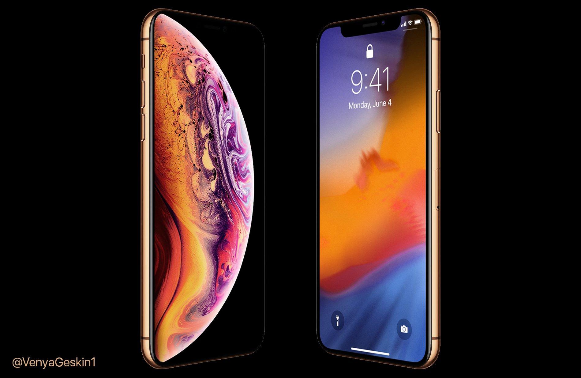 iPhone XS Culoare Aurie 1