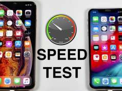 iPhone XS Max iPhone X Test Performante