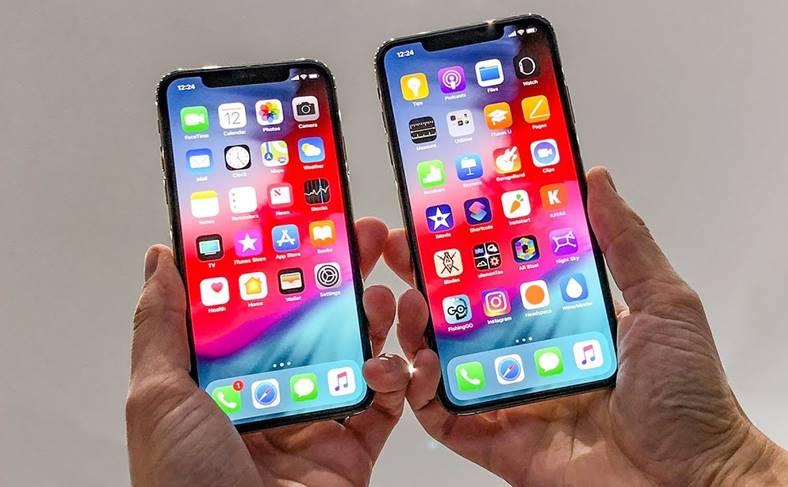 iPhone XS iPhone XS Max Autonomia Bateriei