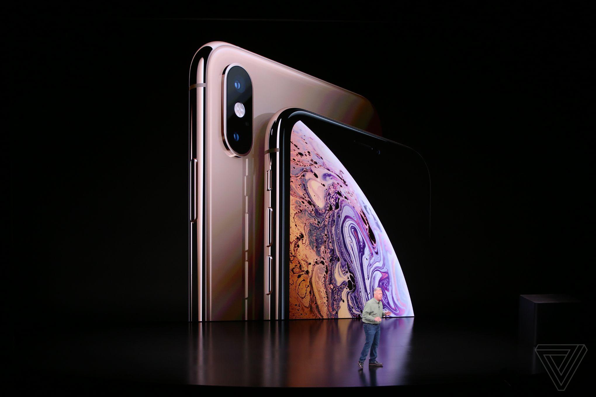 iPhone XS si iPhone XS Max apple