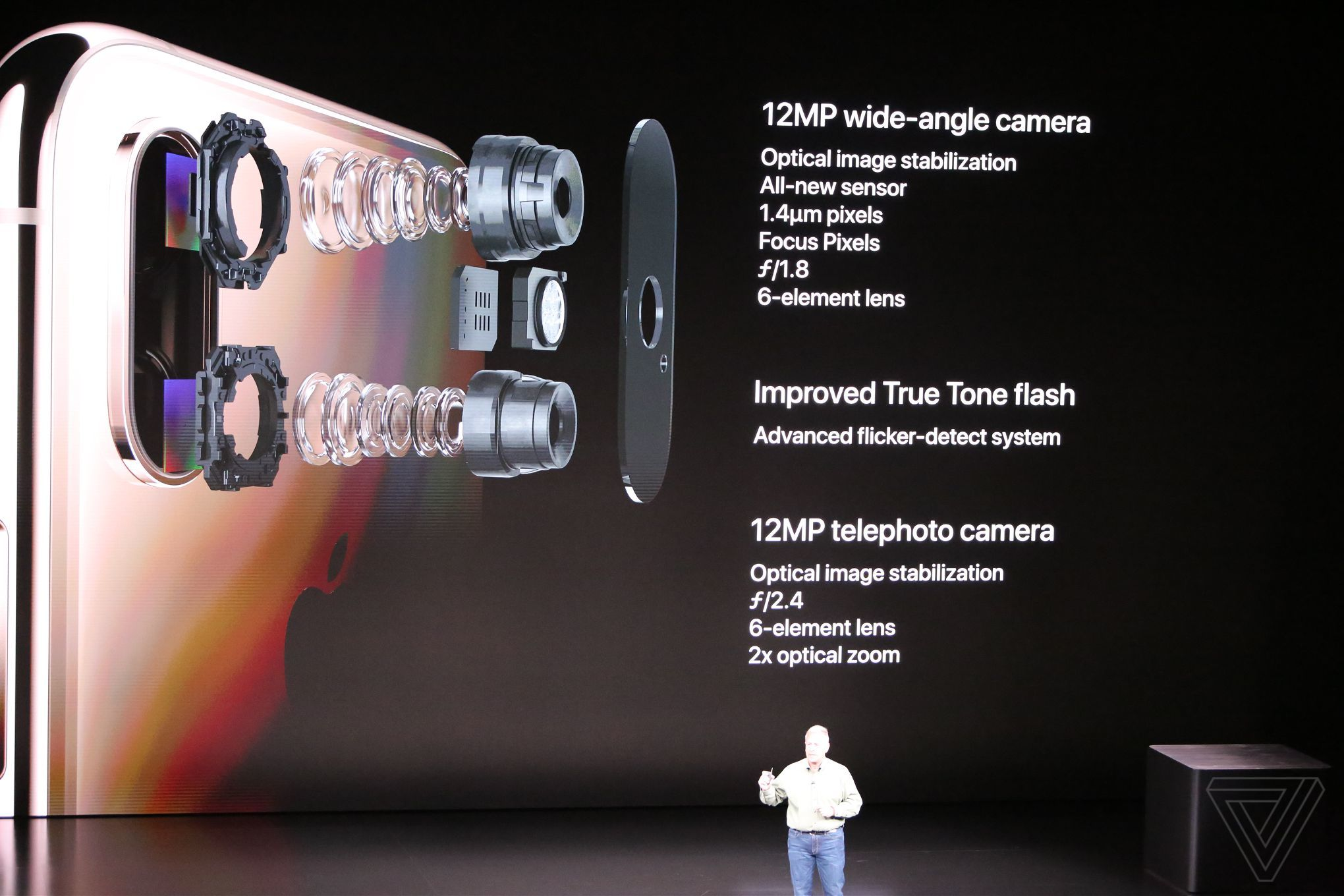iPhone XS siiPhone XS Max camera 1