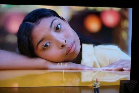 iPhone XS siiPhone XS Max defocalizare