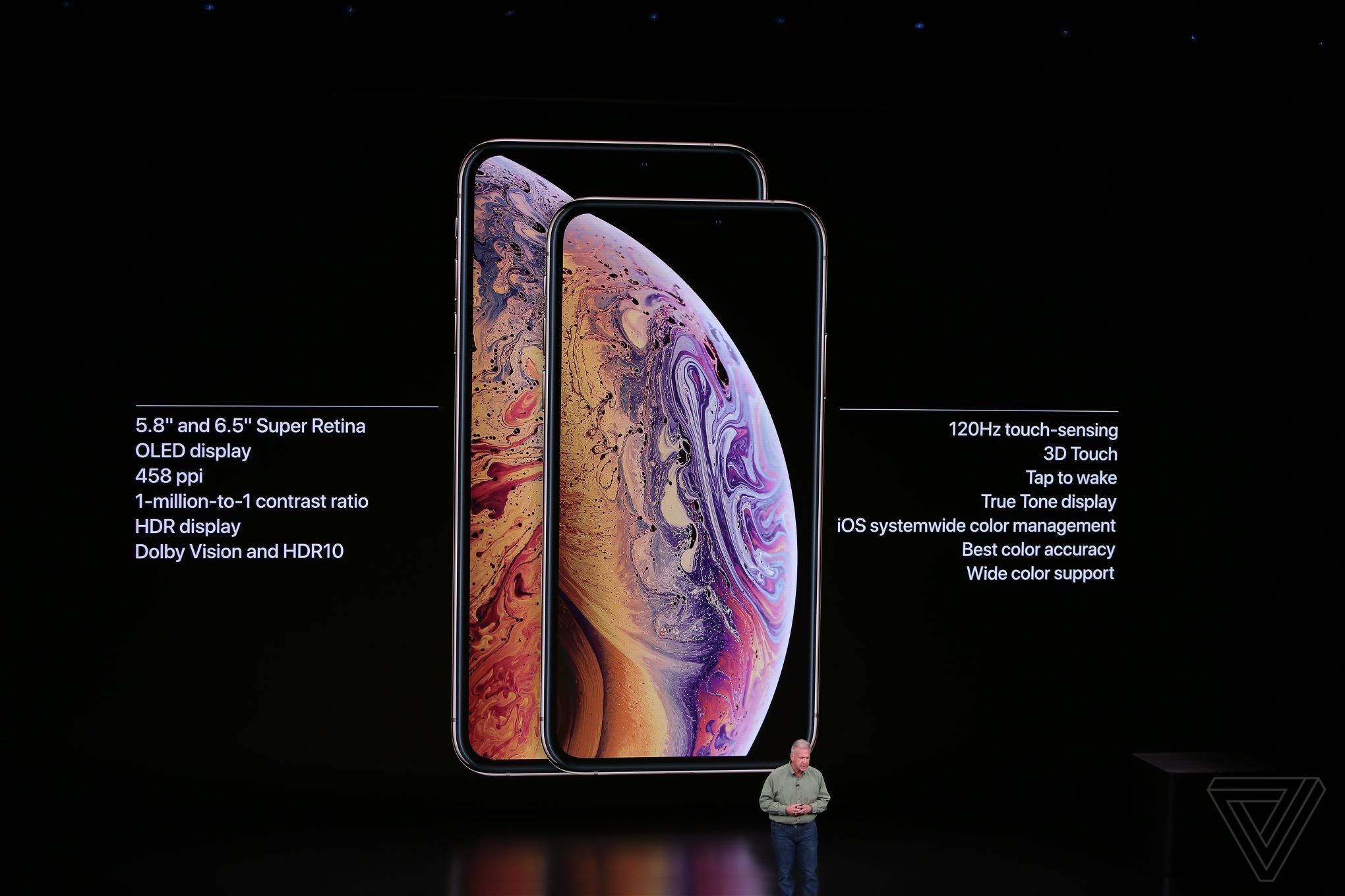 iPhone XS siiPhone XS Max ecrane