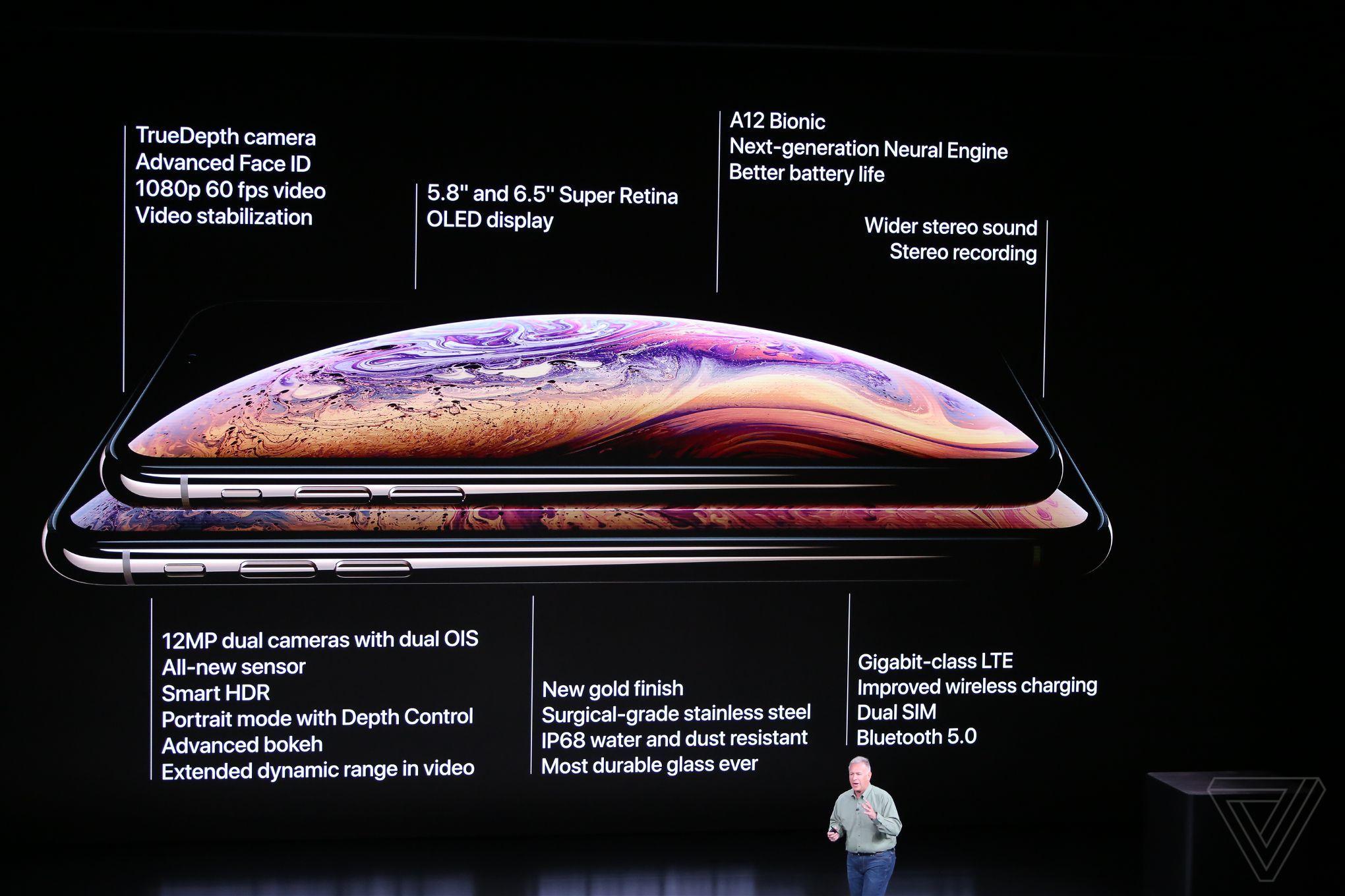 iPhone XS siiPhone XS Max noutati