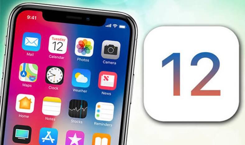 ios 12 aduce nou iphone ipad