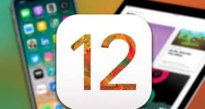 ios 12 instalare iphone ipad