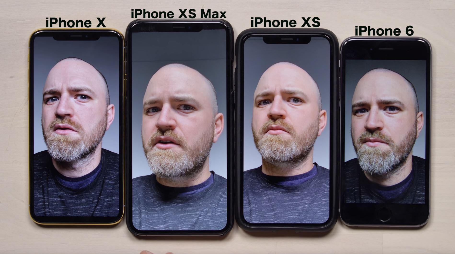 iphone xs camera problema selfiegate 1