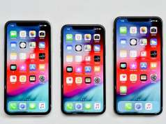 iphone xs cost productie profit